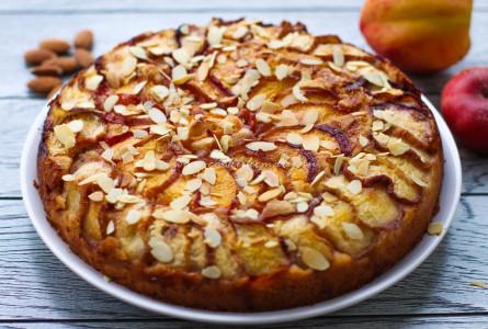Подборка рецептов с персиками