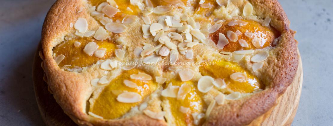 Пирог с нектарином - пошаговый рецепт с фото на Повар.ру