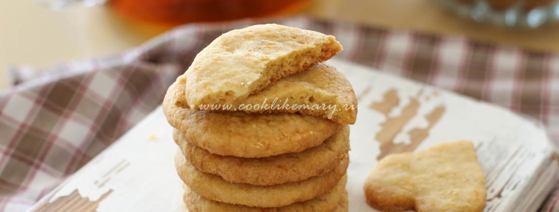Вкусное простое печенье