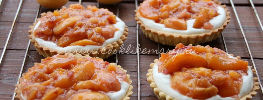 Рецепт тарталеток с фруктами