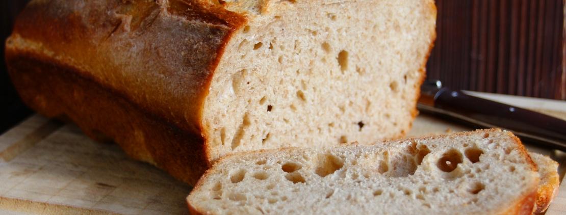 Хлеб вкусный. Особенности бездрожжевой выпечки