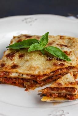 Рецепт лазаньи Болоньезе в домашних условиях