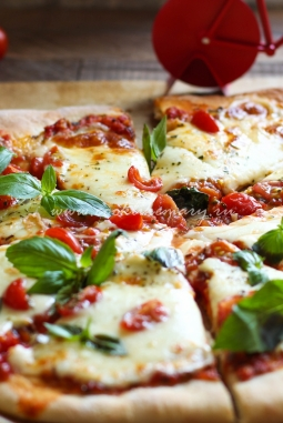Пицца как в ресторане рецепт