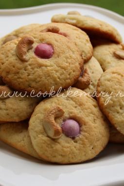 рецепт печенья из сметаны