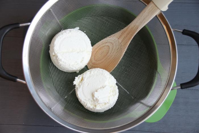 Творог для творожной пасхи без выпечки
