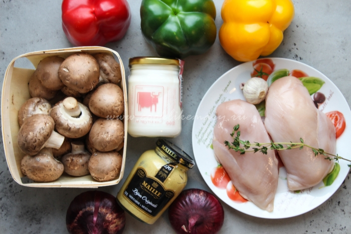 Рецепт мужского салата на 23 февраля пошаговый