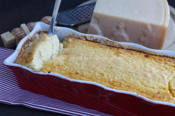 Рецепт запеканки из цветной капусты с сыром в духовке