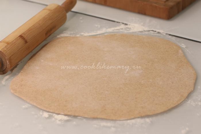 Как сделать полезное тесто для пельменей