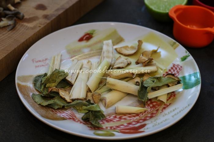 Набор  для супа Том Ям Кунг