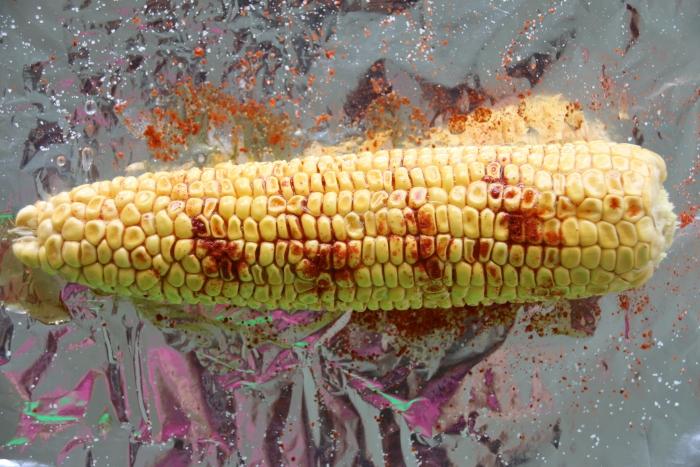Кукуруза со специями