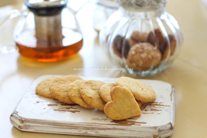 Простое домашнее печенье