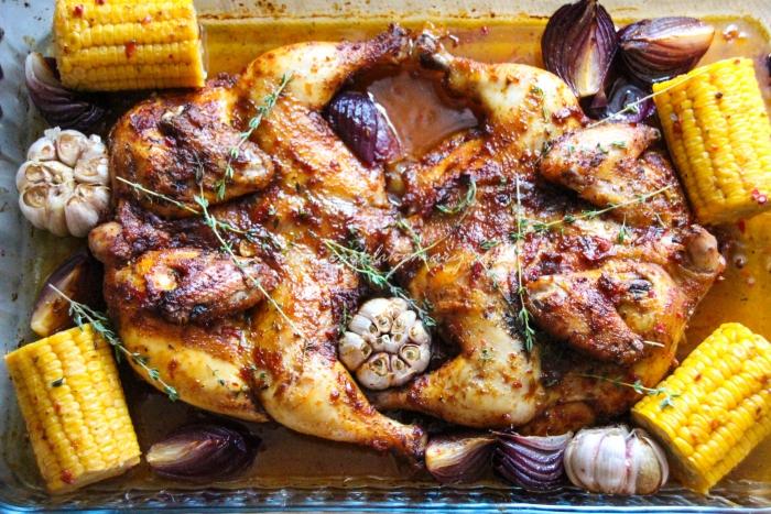 Как готовить цыпленка табака