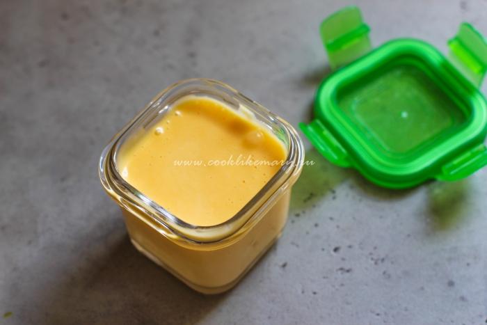 Голландский соус рецепт с фото