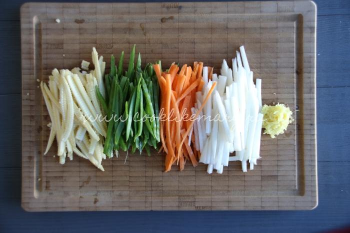 Овощи для супа